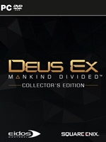 Deus Ex: Mankind Divided - Collectors Edition